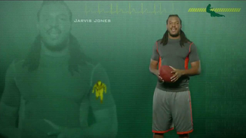 Subway TV Spot, 'Welcome' ft Jarvis Jones, Robert Grffin III, Justin Tuck - Thumbnail 5