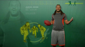 Subway TV Spot, 'Welcome' ft Jarvis Jones, Robert Grffin III, Justin Tuck - Thumbnail 6