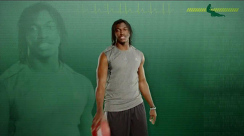 Subway TV Spot, 'Welcome' ft Jarvis Jones, Robert Grffin III, Justin Tuck - Thumbnail 7