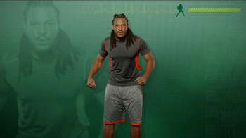Subway TV Spot, 'Welcome' ft Jarvis Jones, Robert Grffin III, Justin Tuck - Thumbnail 8