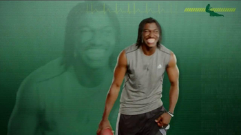 Subway TV Spot, 'Welcome' ft Jarvis Jones, Robert Grffin III, Justin Tuck - Thumbnail 9