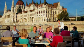 Viking River Cruises TV Spot, 'Budapest to Nuremberg'