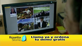 Rosetta Stone TV Spot, 'Antes y Ahora' [Spanish] - Thumbnail 9