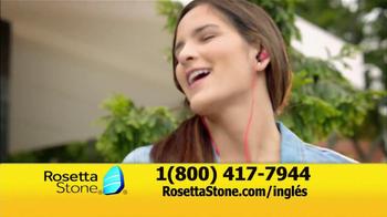 Rosetta Stone TV Spot, 'Antes y Ahora' [Spanish] - Thumbnail 2