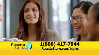 Rosetta Stone TV Spot, 'Antes y Ahora' [Spanish] - Thumbnail 5