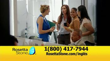 Rosetta Stone TV Spot, \'Antes y Ahora\' [Spanish]