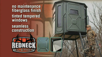 Redneck Blinds TV Spot, 'World Class Engineering'