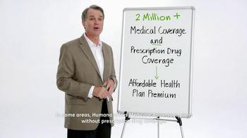 Humana Medical Advantage Plans TV Spot, 'Whiteboard' - Thumbnail 9