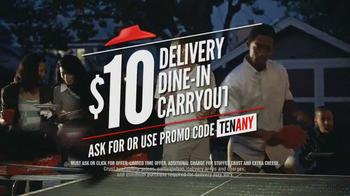 Pizza Hut $10 Deal TV Spot, 'Ask or Click' - Thumbnail 8