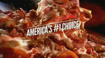Pizza Hut $10 Deal TV Spot, 'Ask or Click' - 707 commercial airings