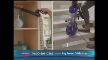 Bissell Power Glide Lift-Off TV Spot - Thumbnail 5