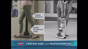 Bissell Power Glide Lift-Off TV Spot - Thumbnail 6
