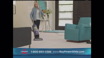 Bissell Power Glide Lift-Off TV Spot