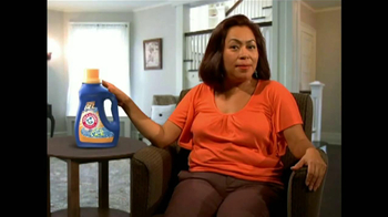 Arm and Hammer Oxi Clean TV Spot  [Spanish] - Thumbnail 3