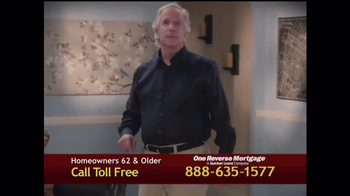 One Reverse Mortgage TV Spot, 'Myths' Featuring Henry Winkler - Thumbnail 1