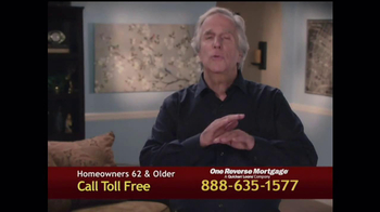 One Reverse Mortgage TV Spot, 'Myths' Featuring Henry Winkler - Thumbnail 5