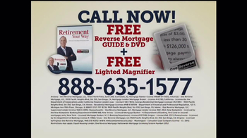 One Reverse Mortgage TV Spot, 'Myths' Featuring Henry Winkler - Thumbnail 7