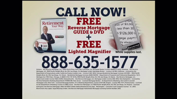 One Reverse Mortgage TV Spot, 'Myths' Featuring Henry Winkler - Thumbnail 8