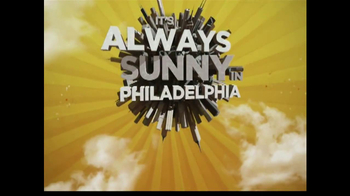 Comedy Central TV Spot, 'It's Always Sunny in Philadelphia'