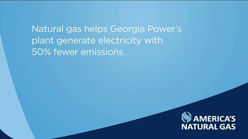 America's Natural Gas Alliance TV Spot, 'Georgia Power, Think About It' - Thumbnail 10