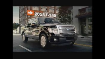 Ford Built Ford Tough Sales Event TV Spot, 'Weekends' - 222 commercial airings