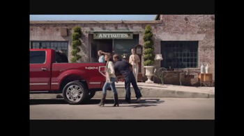 Ford Built Ford Tough Sales Event TV Spot, 'Weekends' - Thumbnail 2