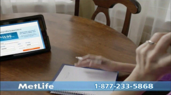 MetLife TV Spot, 'Phone Call' - Thumbnail 1