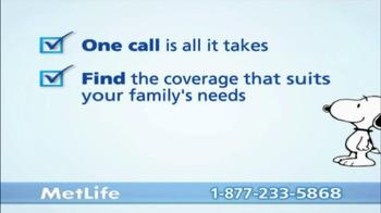 MetLife TV Spot, 'Phone Call' - Thumbnail 6