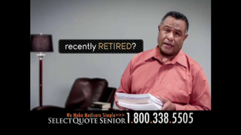Select Quote Senior TV Spot, 'Medicare Options' - Thumbnail 2