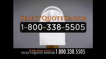 Select Quote Senior TV Spot, 'Medicare Options' - Thumbnail 4