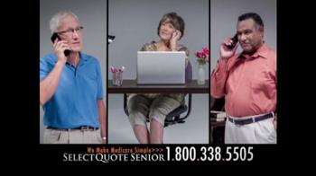 Select Quote Senior TV Spot, 'Medicare Options' - Thumbnail 5