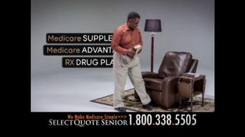 Select Quote Senior TV Spot, 'Medicare Options' - Thumbnail 7