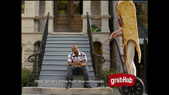 GrubHub TV Spot, 'You My Pizza?' - Thumbnail 5