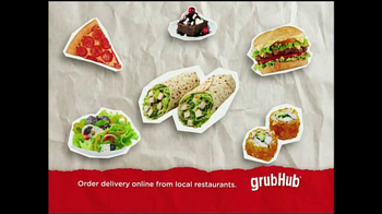 GrubHub TV Spot, 'You My Pizza?' - Thumbnail 7