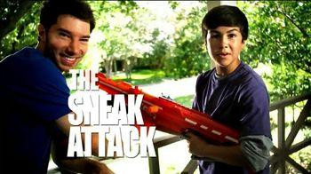 Nerf Mega Centurion TV Spot, 'Sneak Attack'