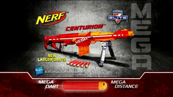 Nerf Mega Centurion TV Spot, 'Sneak Attack' - Thumbnail 10