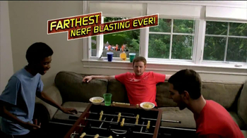 Nerf Mega Centurion TV Spot, 'Sneak Attack' - Thumbnail 6