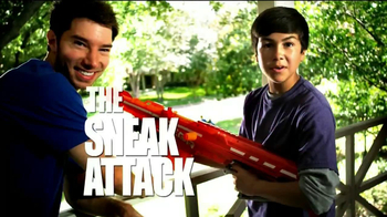 Nerf Mega Centurion TV Spot, 'Sneak Attack'