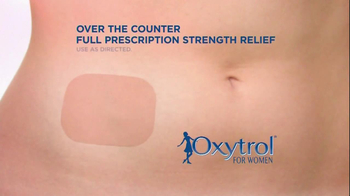 Oxytrol For Women TV Spot - Thumbnail 6