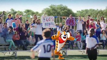 Frosted Flakes TV Spot, 'Familia' [Spanish] - Thumbnail 9