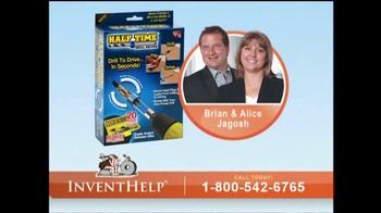 InventHelp TV Spot, 'Half Time Drill Driver' - Thumbnail 2