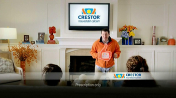 Crestor TV Spot, 'Trial' - 5109 commercial airings