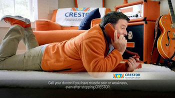 Crestor TV Spot, 'Trial' - Thumbnail 6