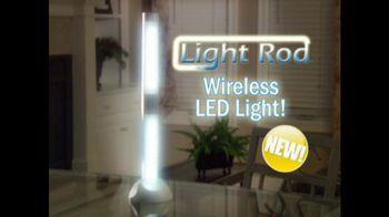 Light Rod TV Spot - 6 commercial airings