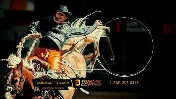 Tommie Copper TV Spot, 'Cowboy'