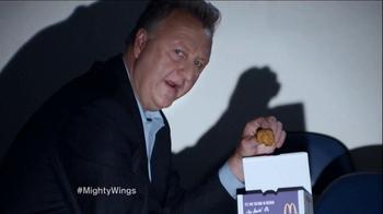 McDonald's Mighty Wings TV Spot Ft. Larry Bird,Colin Kaepernick, Joe Flacco - Thumbnail 9