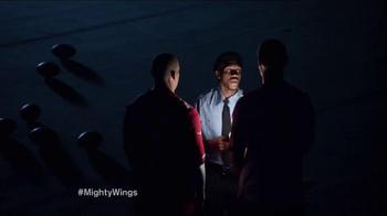 McDonald's Mighty Wings TV Spot Ft. Larry Bird,Colin Kaepernick, Joe Flacco - Thumbnail 1