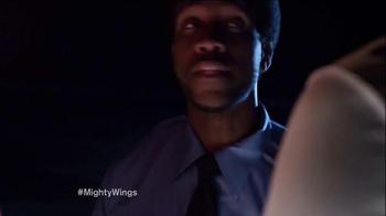 McDonald's Mighty Wings TV Spot Ft. Larry Bird,Colin Kaepernick, Joe Flacco - Thumbnail 3