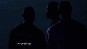 McDonald's Mighty Wings TV Spot Ft. Larry Bird,Colin Kaepernick, Joe Flacco - Thumbnail 6