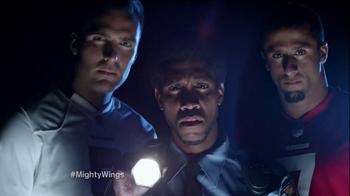 McDonald's Mighty Wings TV Spot Ft. Larry Bird,Colin Kaepernick, Joe Flacco - Thumbnail 8
